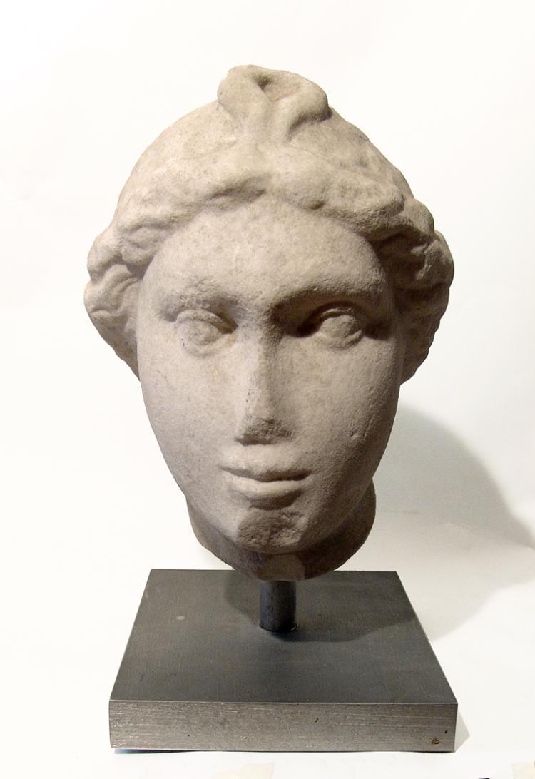 Fantastic Graeco-Roman marble head of Aphrodite