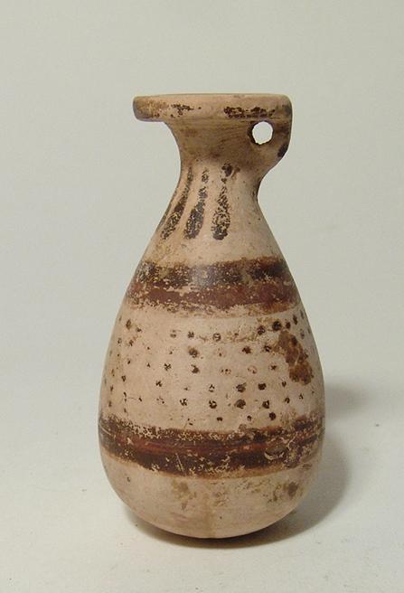 A nice Etrusco-Corinthian aryballos