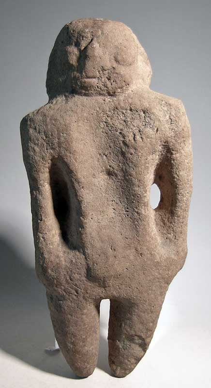 An early Mesoamerican stone figure