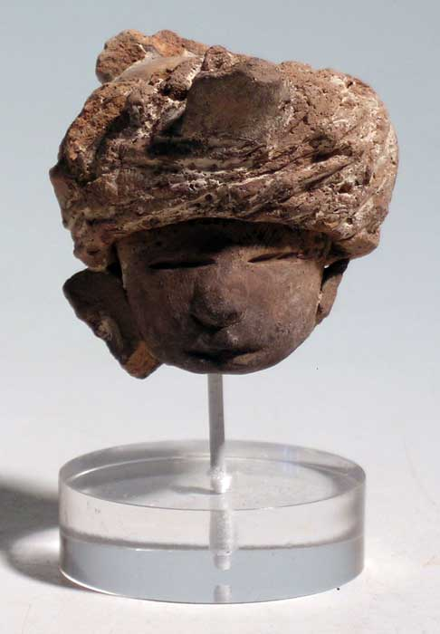 An exceptional Teotihuacan head from Mexico