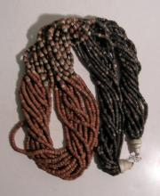 Gorgeous Sinu bead necklace from Colombia