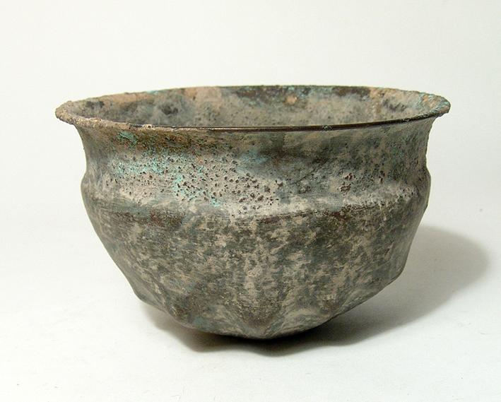 A nice Achaemenid bronze bowl