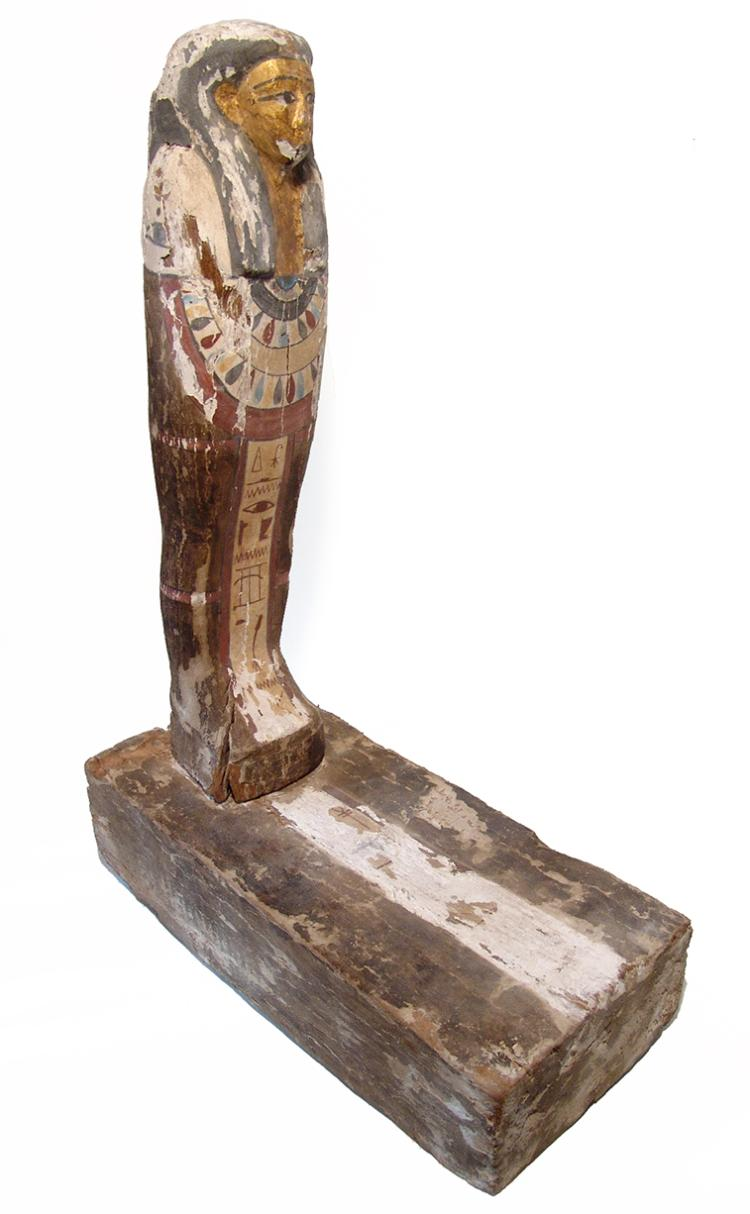 Large Ptah-Sokar-Osiris figure, Late Period