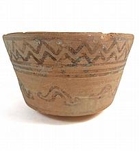 Indus Valley ceramic bowl, Nal culture