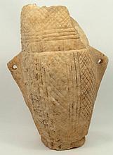 Eastern Mediterranean alabaster vessel