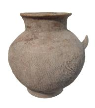 A nice Ban Chiang corded-ware vessel