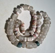 A fine Sinu culture necklace from the Cordoba area