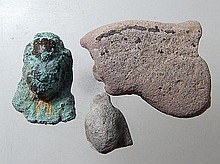 Egyptian finds from the Sinai Peninsula