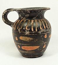 A nice Greek Xenon-ware juglet