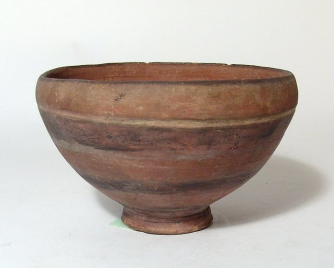 A nice Cypriot banded bowl