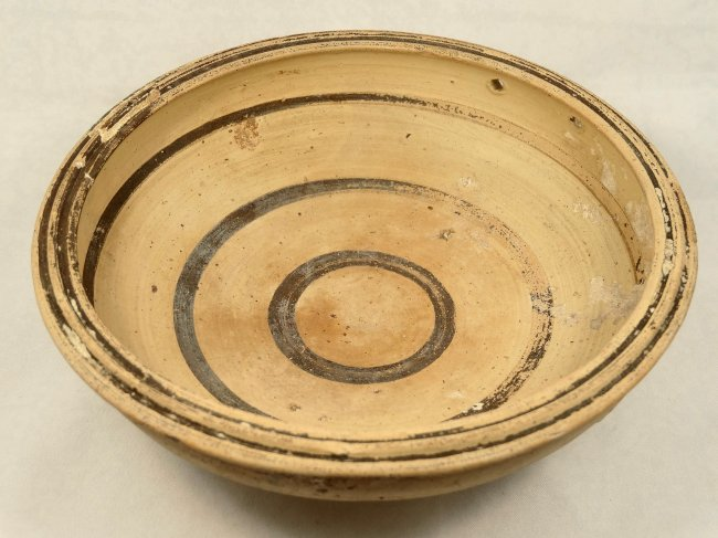 A Cypriot footed bowl