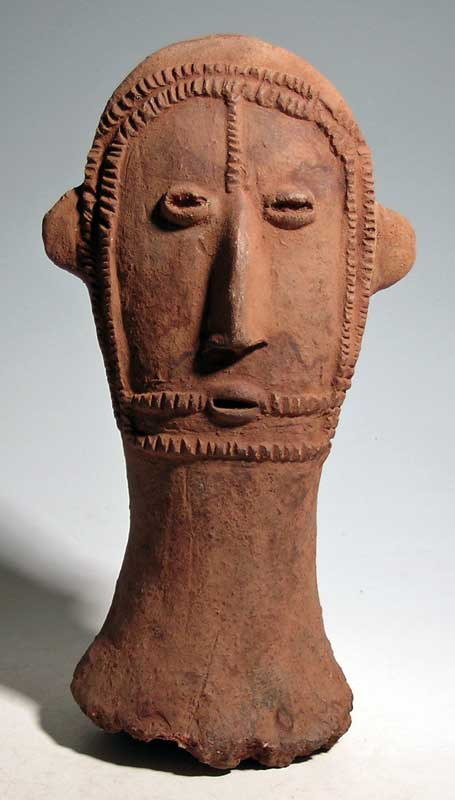 Bura Asinda Sikka sculpture from the Niger River Delta