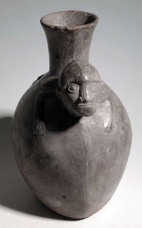 An excellent Pre-Columbian zoomorphic vessel