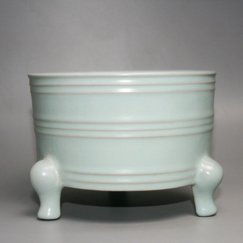 CHINESE RUYAO STYLE BRUSH WASHER