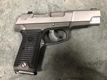 Ruger Pistol, Model P91DC , .40S&W,
