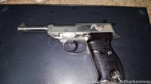 Walther Spreewerk Standard Issue