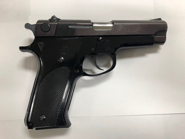 Smith & Wesson, Model 59