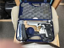 Beretta Pistol, Model 92 FS, 9 mm