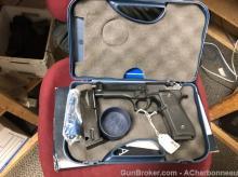 Beretta Pistol, Model M9,