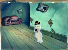 Spooky the Tuff little Ghost from 1950-1960 Casper The Friendly Ghost Cartoons
