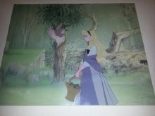 SLEEPING BEAUTY 1959 Original Production Cel setup from Walt Disney
