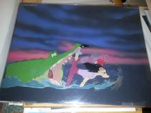 PETER PAN 1953 Original Production cel from Walt Disney