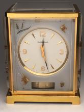 Rare Atmos Chinese decorated clock