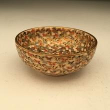 Japanese Sastsuma minature bowl.
