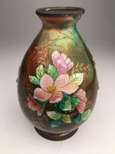 Camille Faure (French: 1874-1956) vase,