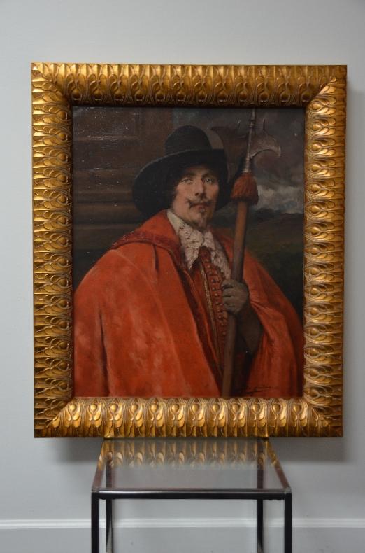 Alex de Andreis, (Belgian, 1871-1929)