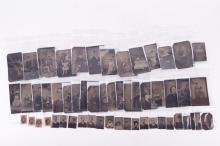 55 Tintypes & Cartes-De-Visite