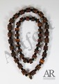 Two Of Chinese Horn Beads Necklaces