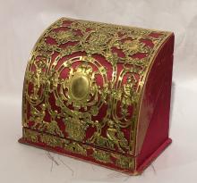 Antique Bronze Letter Box
