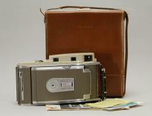 A Polaroid Electric Eye Land Camera