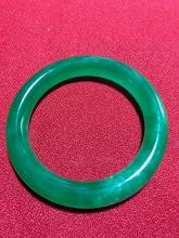 Chinese Jadeite Bangle