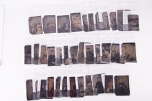 36 Tintypes & Cartes-De-Visite