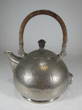 Peter Behrens, Tea kettle, 1913. AEG, Germany