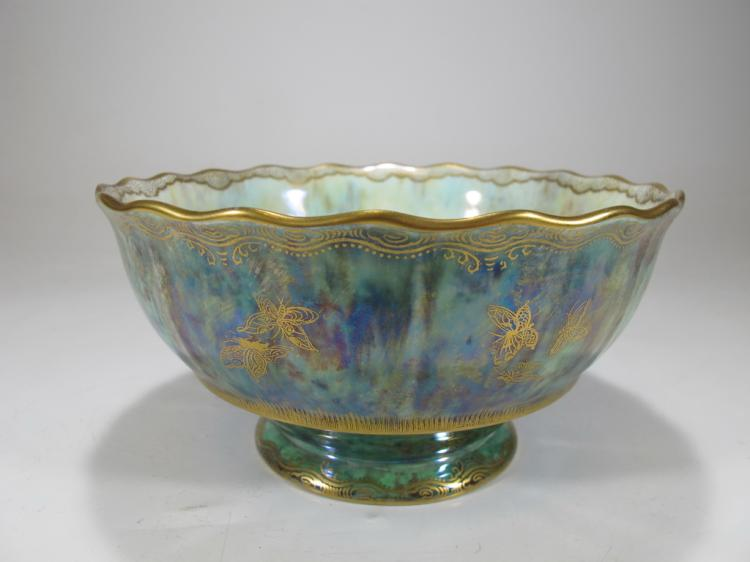 Rare Antique Wedgwood Fairyland Luster bowl