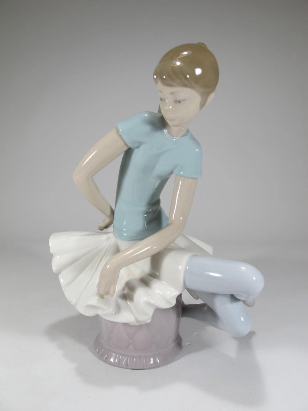Lladro Ballerina Julia, Juan Huerta sculptor