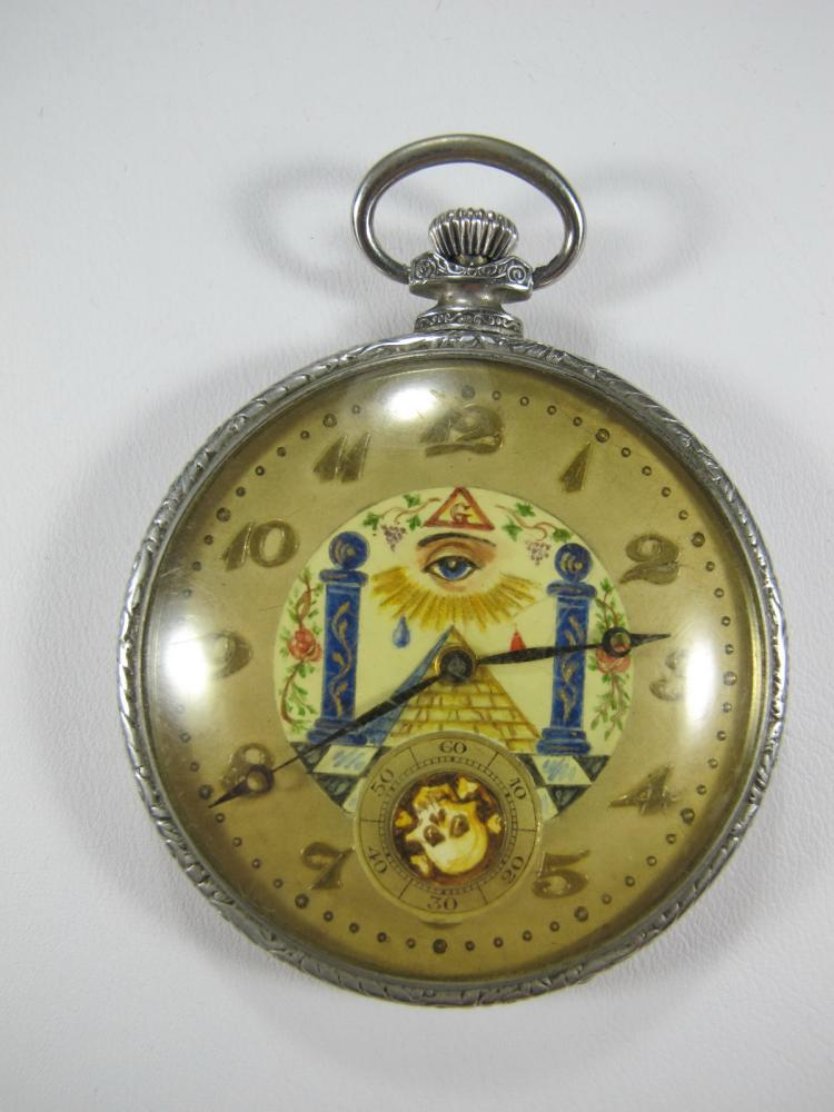 Masonic Fraternal Organization For Sale At Online Auction Rare