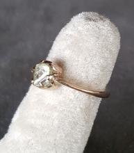 Antique Georgian Rose Gold Ring C 1800