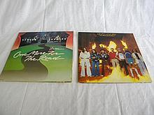 Two Lynyrd Skynyrd Vinyl Records