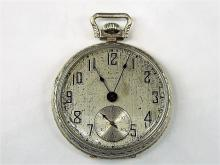 Elgin National Watch Co Pocket Watch c 1926, 15J, Keystone Watch Case 14K Gold Filled
