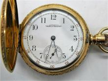 Circa 1889 Waltham Royal  Railroad Pocket Watch