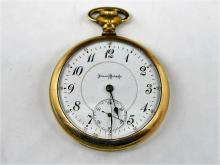 1902 Illinois Sangamo Pocket Watch 23J