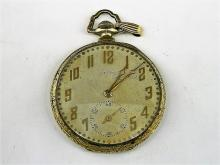 c. 1922 Illinois Autocrat , Wadsworth,  Pocket Watch