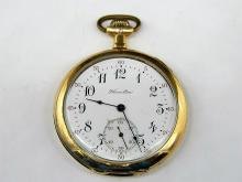 Circa 1913 Hamilton Pocket Watch