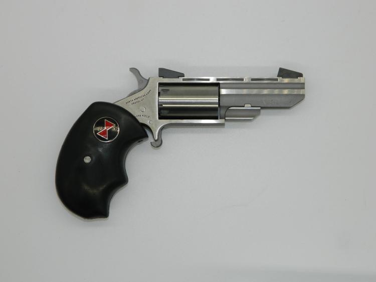 North American Arms Black Widow Long Rifle Fixed Sight NAA