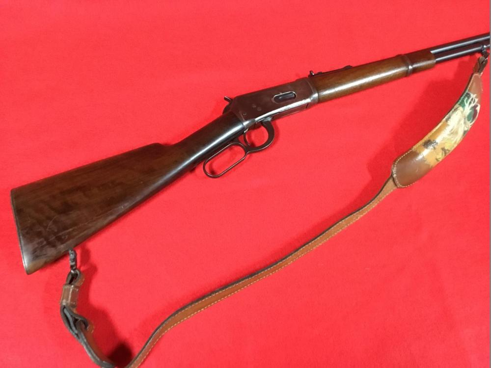 winchester model 1894 serial number dates