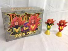Phoenix Mini Bust Twin Pack